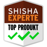 M. ROSENFELD Premium Shisha Mundstück Carbon