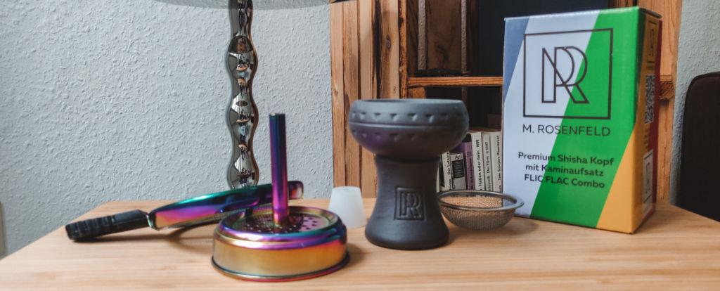 Kaminkopf Set Rainbow